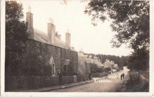 Postcard - Main Street - Front