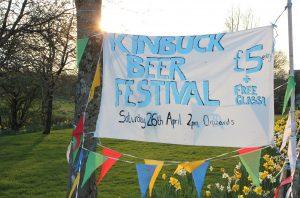 Kinbuck Beer Festival 2014