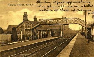 Station Postcard
