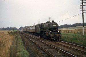45359 Leaving Kinbuck - 4th September 1964
