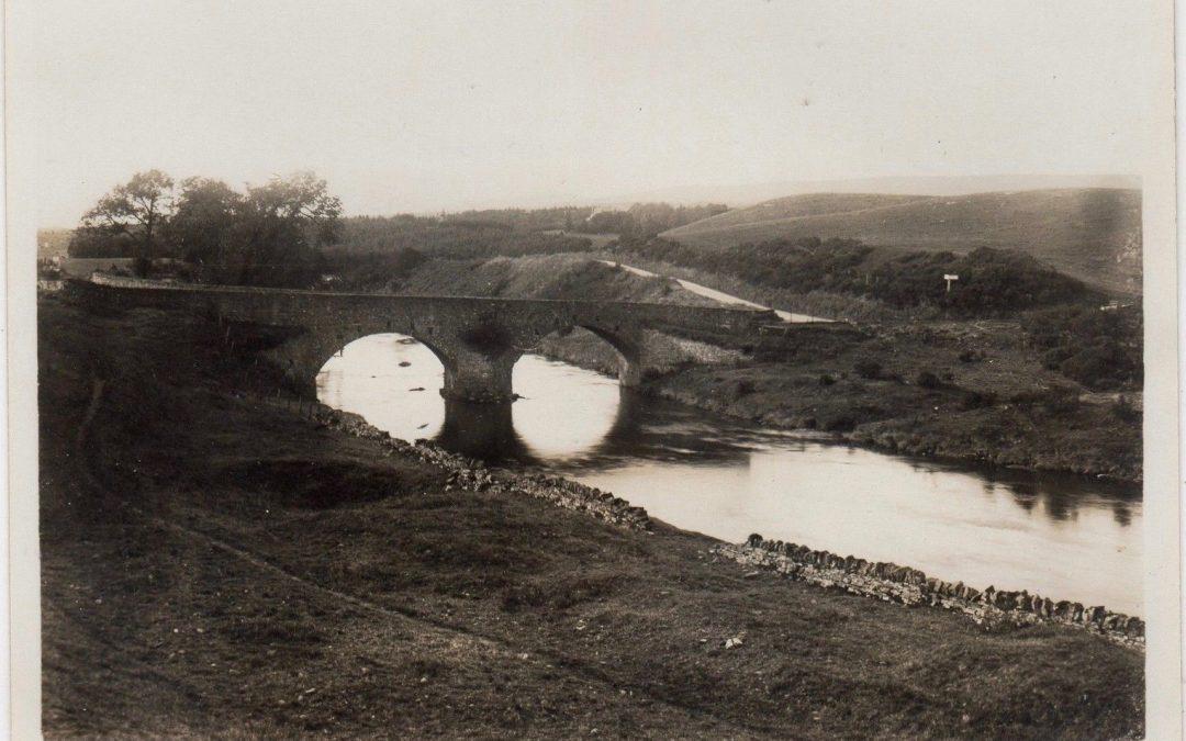 Kinbuck Bridge Looking Downstream