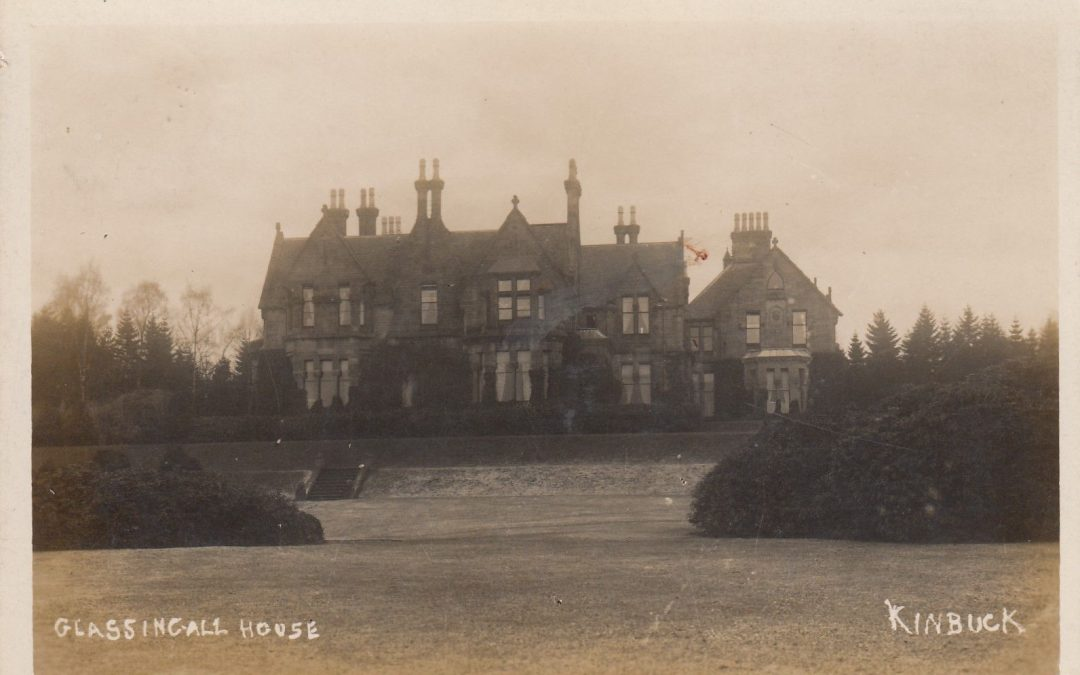 Glassingall House,1926