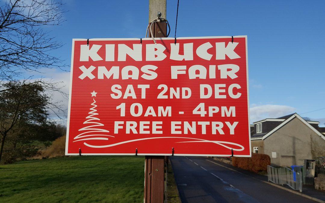 Kinbuck Christmas Fair