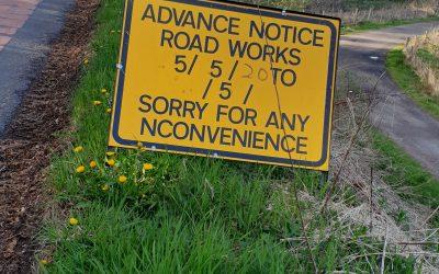 OpenReach Road Works