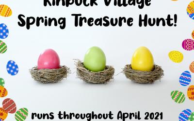 Spring Treasure Hunt